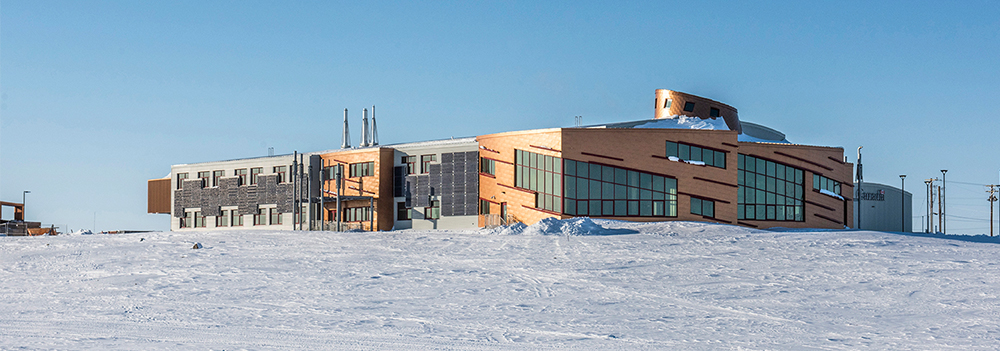 canadian high arctic research station